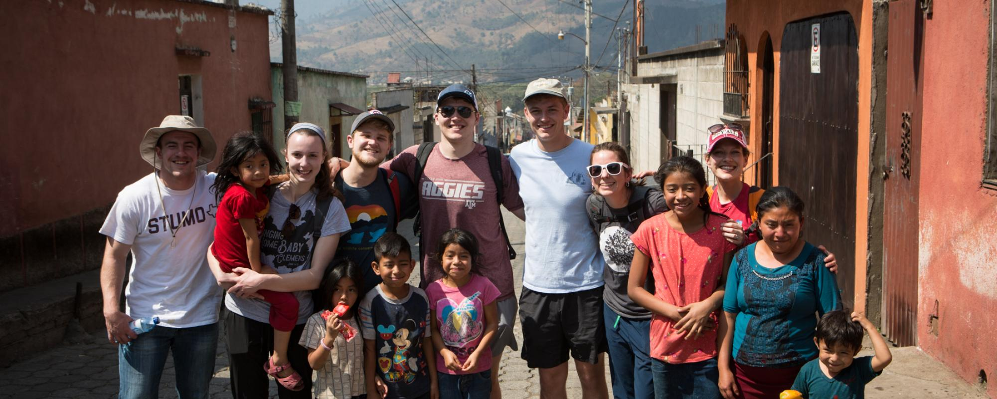 Group of Missionaries