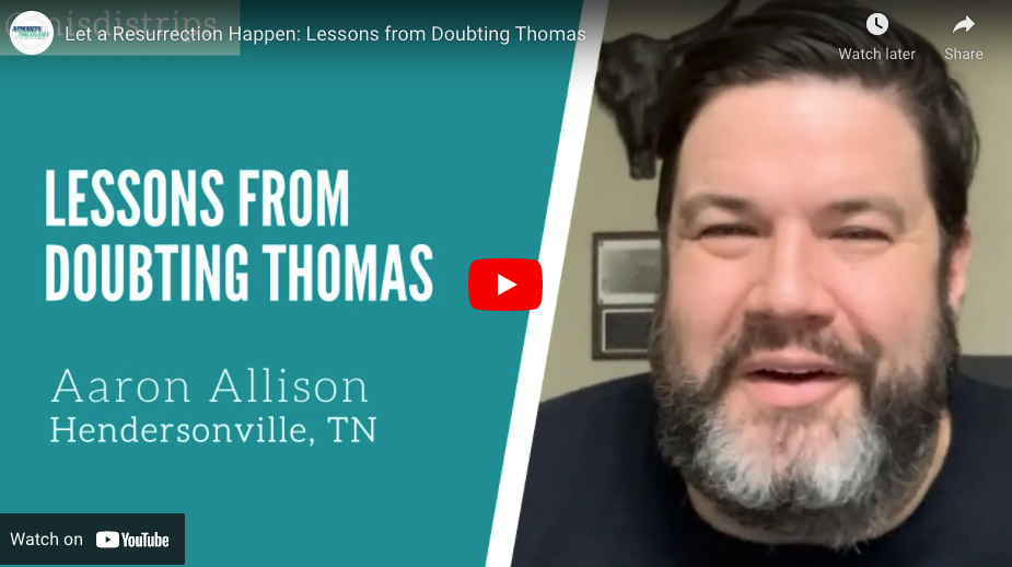 Lessons From Doubting Thomas