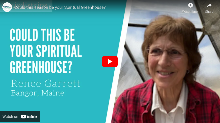 Could This Be Your Spiritual Greenhouse?