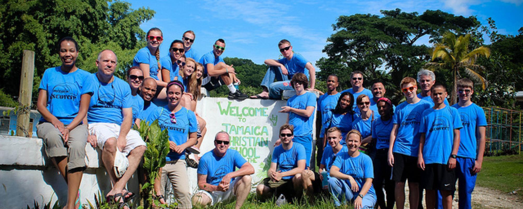 Jamaica School Volunteer Missionaries