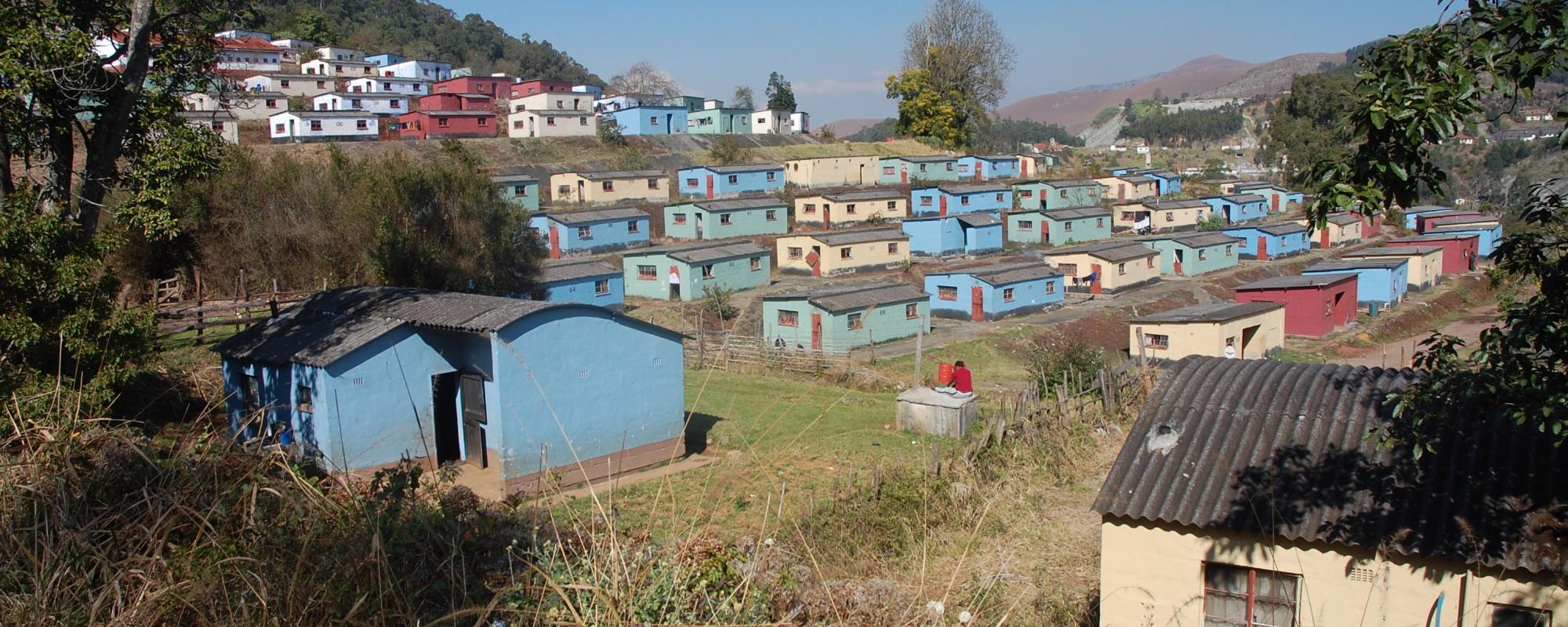 Bulembu village
