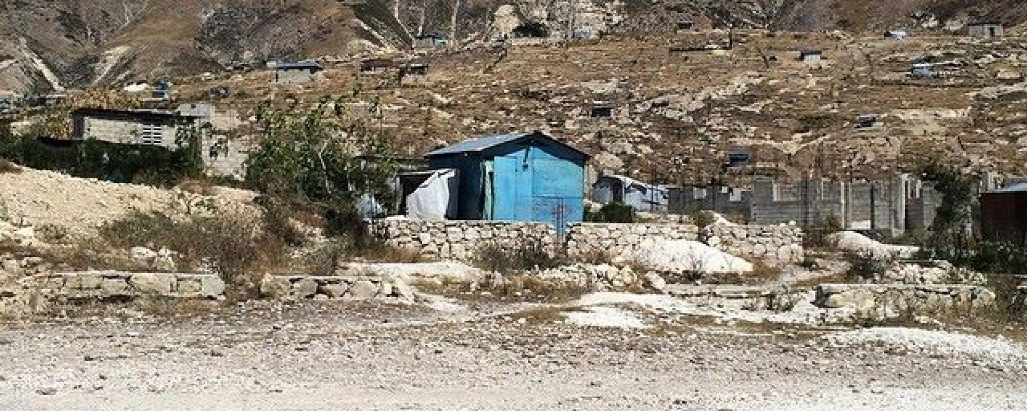 Haiti in terrible condition