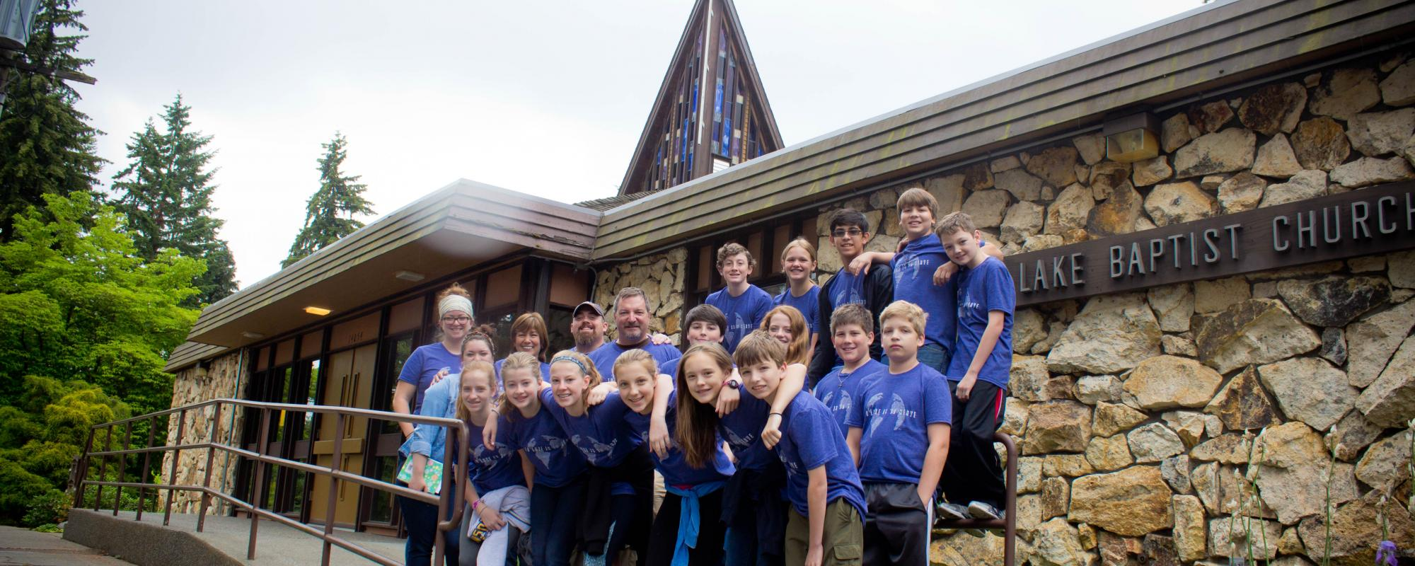 Lake Baptist Church Missionaries