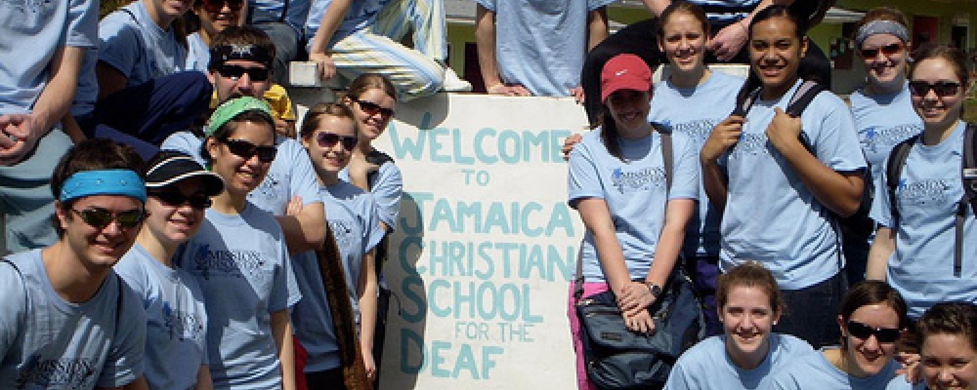 Welcome to Jamaica Christian School for the Deaf