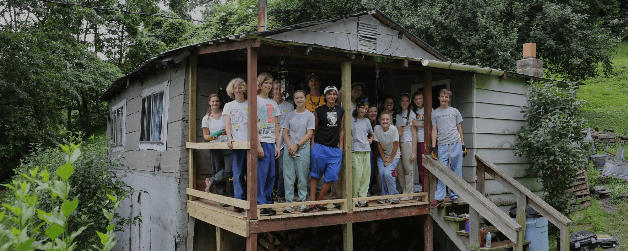 Bluefield, West Virginia Mission Trip